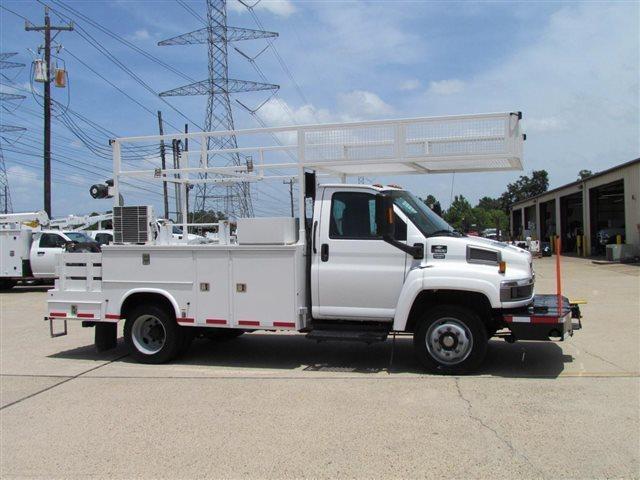2008 Chevrolet C5500  Utility Truck - Service Truck