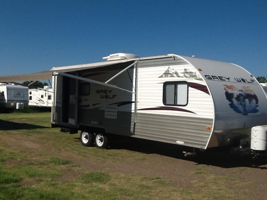 2012 Forest River CHEROKEE GREY WOLF 21RR