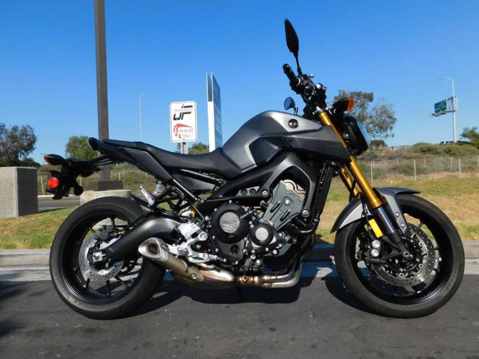 yamaha fz 09 motorcycles for sale in chula vista california. Black Bedroom Furniture Sets. Home Design Ideas