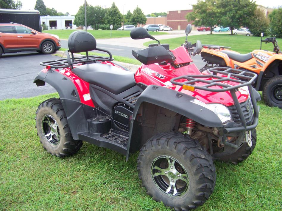 Cfmoto X6 motorcycles for sale