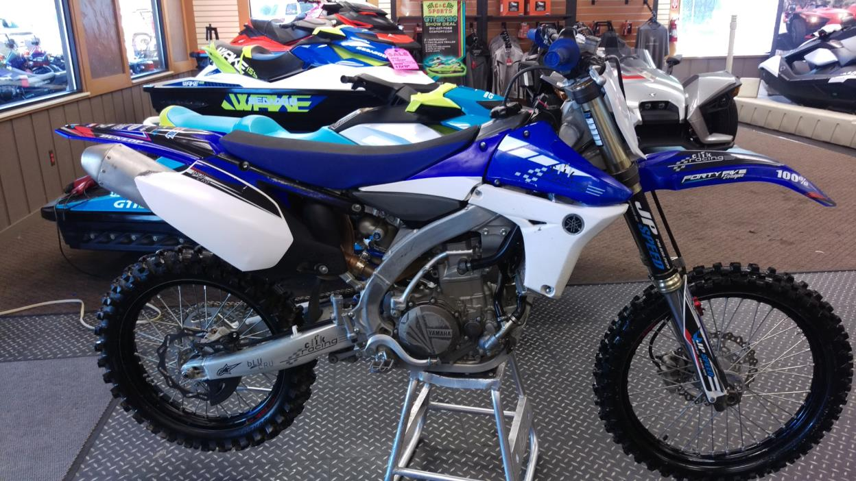 Yamaha 450 motorcycles for sale in brighton michigan for Yamaha 450 for sale
