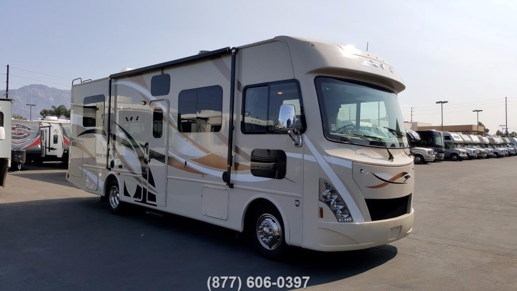 Thor motor ace 29 2 rvs for sale for 2017 thor motor coach ace