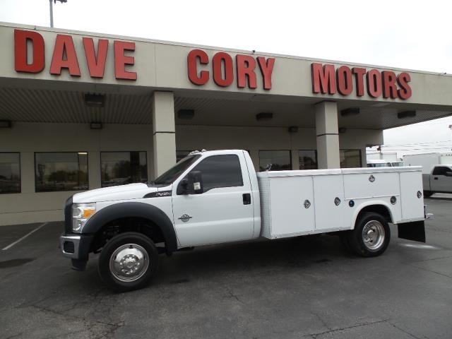 2012 Ford F-450  Utility Truck - Service Truck