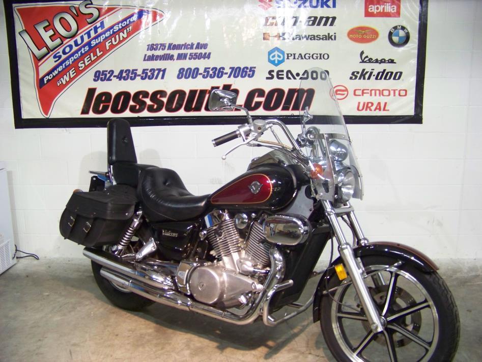 2007 Kawasaki Vulcan 900 Custom