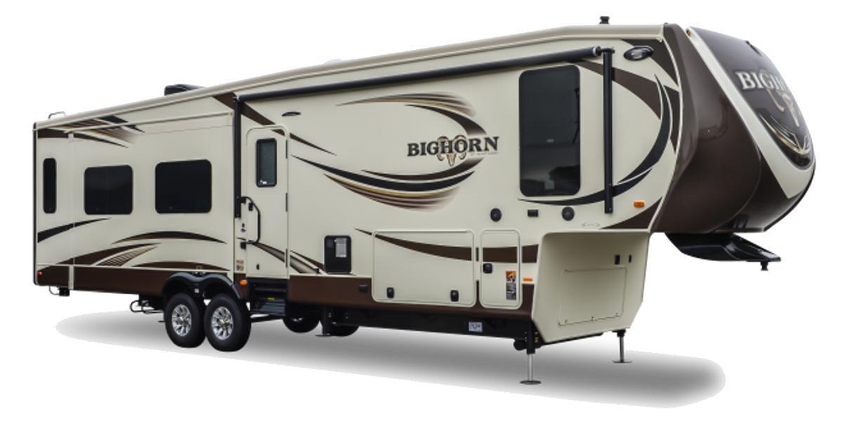 2015 Heartland Rv Bighorn 3875FB