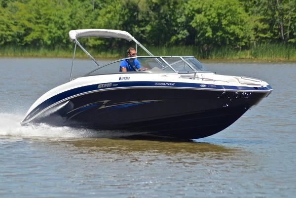 2013 Yamaha SX 240