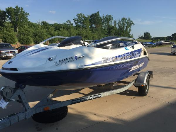 2007 Sea-Doo Sport Boats 200 Speedster