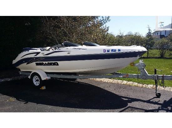 2001 Sea Doo Challenger