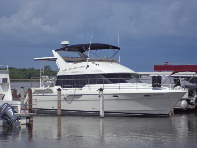1992 Bayliner 4387 MY