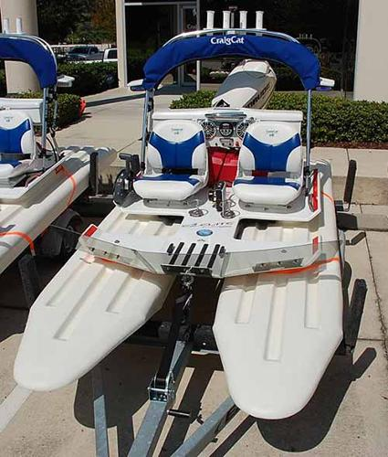 2016 craigcat E2 Elite 30hp