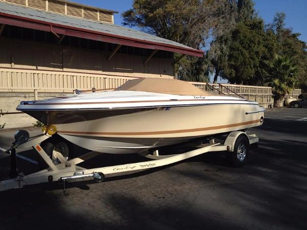 2008 Chris Craft Lancer Woody