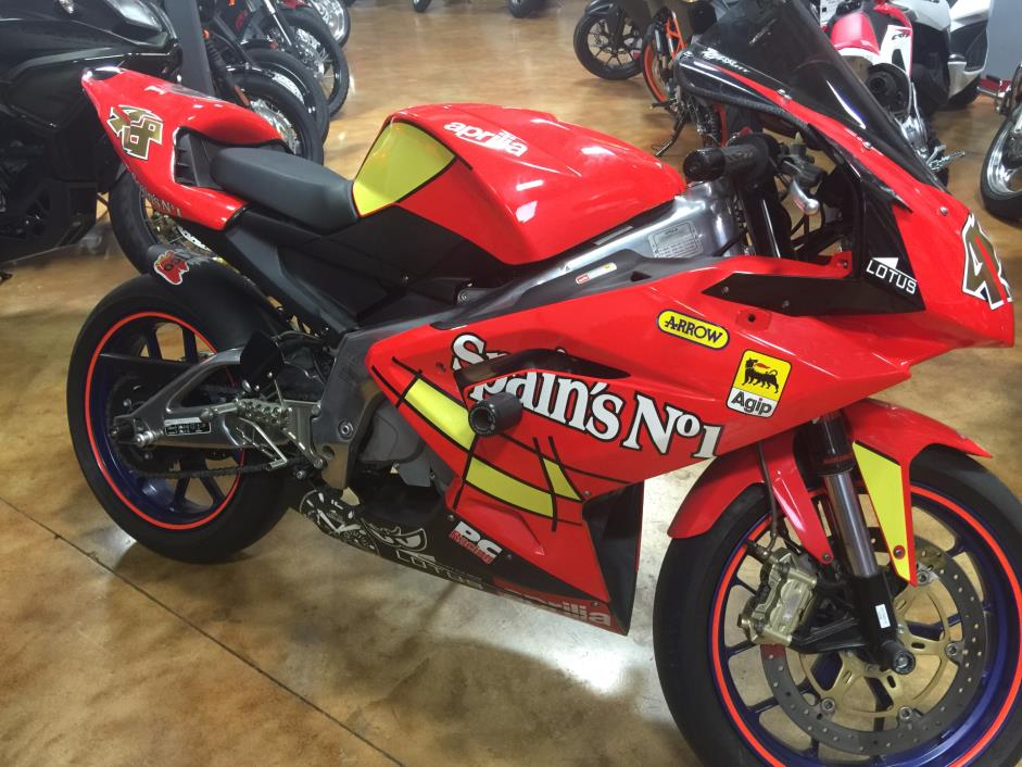 aprilia rs 125 motorcycles for sale in texas. Black Bedroom Furniture Sets. Home Design Ideas