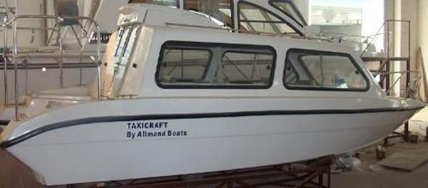 2015 Allmand 21 8 Person Water Taxi
