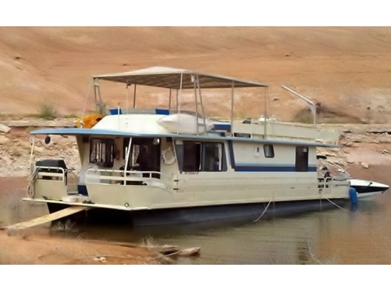 1989 Boatel Houseboats 1989 VIP Boatel