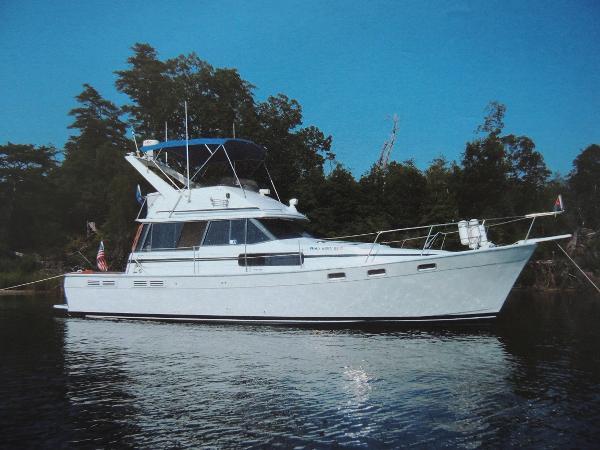 1988 Bayliner 3870