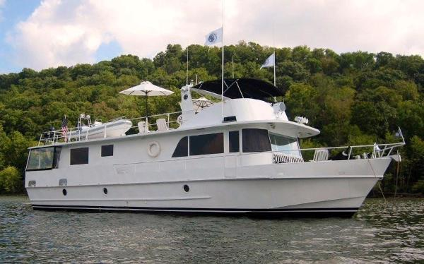 1973 KELLY 70' Houseboat