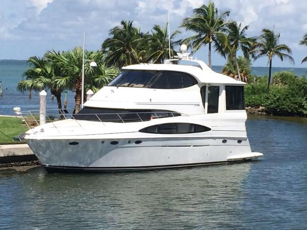 carver 506 motor yacht boats for sale in florida