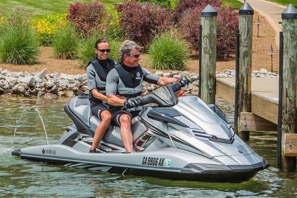2015 Yamaha Waverunner FX Cruiser SHO