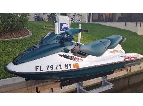 1996 Sea Doo Gtx Boats for sale
