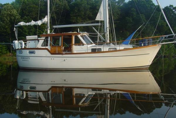 1989 Siltala Yachts Nauticat