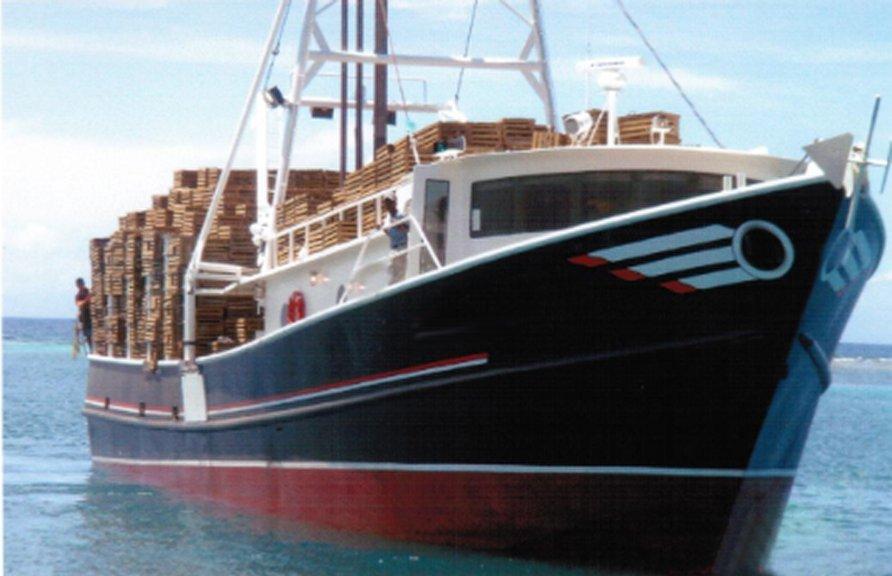 1999 Custom Freezer Trawler
