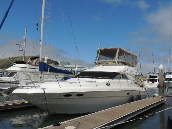 Sea Ray 400 Sedan 3 Stateroom Boats for sale