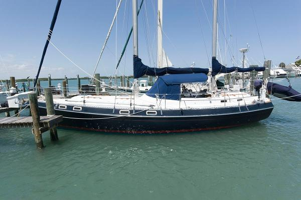 1980 Morgan 415 Out Island Ketch