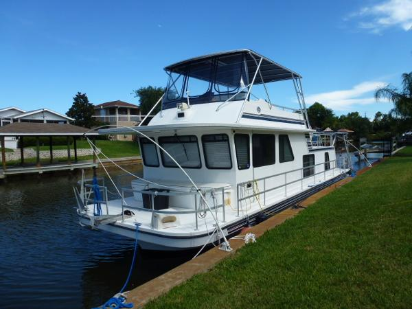 Houseboats for sale in St Augustine, Florida