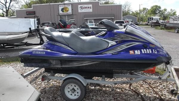 2007 Yamaha WaveRunner FX Cruiser High Output