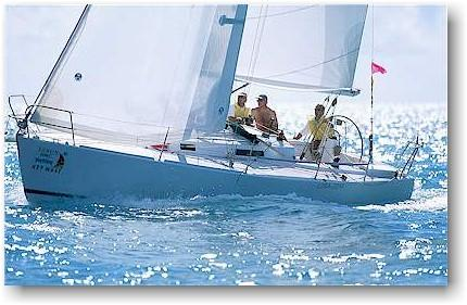 2001 J Boats J/105 J-105 J 105