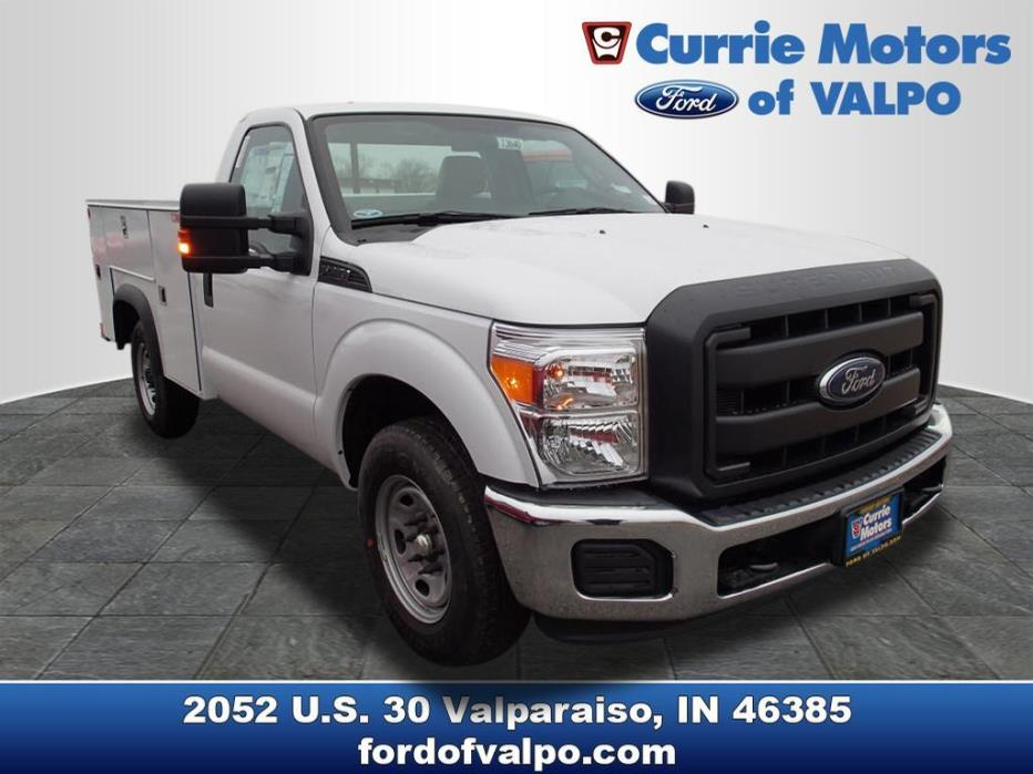 2016 Ford F250 Utility Truck - Service Truck