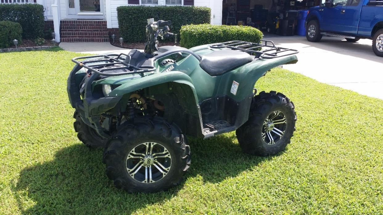 Atv motorcycles for sale in raleigh north carolina for Yamaha dealer garner nc