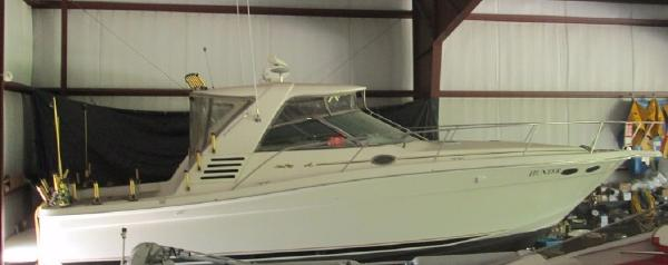 1999 Sea Ray 370 Express Cr/See Full Specs.