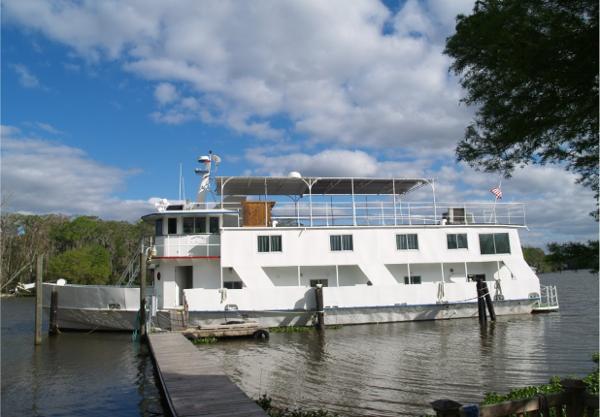 1977 KELLY Houseboat
