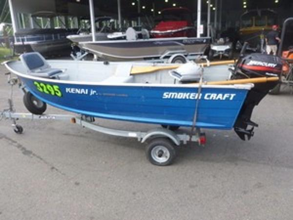 Smoker craft alaskan boats for sale in washington for Smoker craft alaskan 15