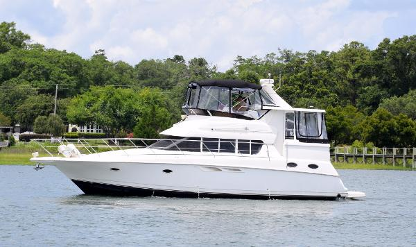 Silverton 422 motor yacht boats for sale in wrightsville for Silverton motor yachts for sale