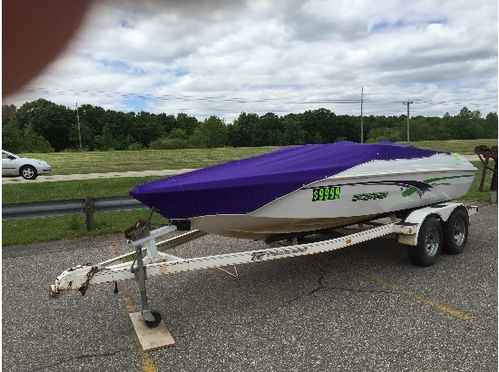 1996 WELLCRAFT Scarab