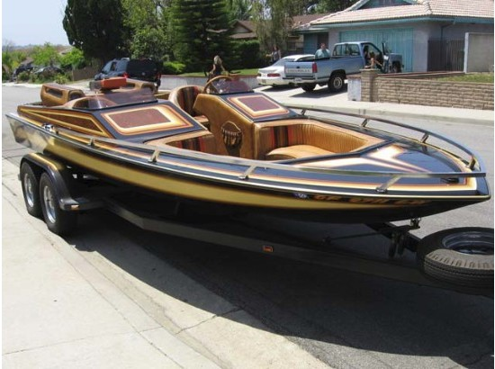 1980 Eliminator Boats open bow
