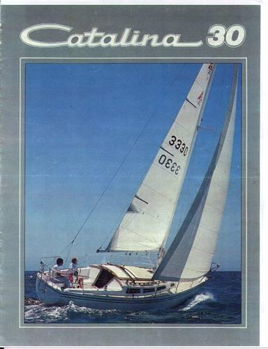 1980 Catalina Sloop