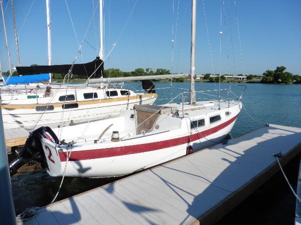 1970 CAL 25 Sailboat