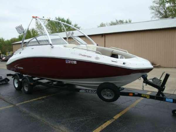 2009 Sea-Doo 230 Challenger SE (430 hp)