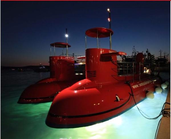 Semi Submarine Boats for sale