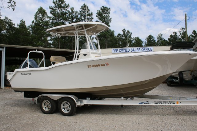 Tidewater 230cc adventure boats for sale in south carolina for Tidewater 230 for sale