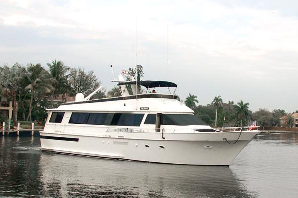 1991 Viking Yachts 72