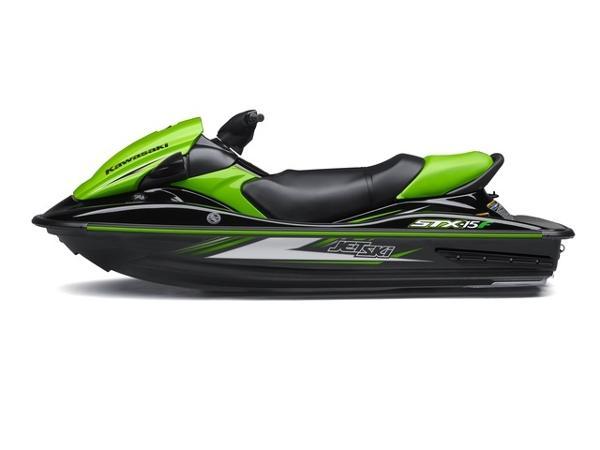 2016 Kawasaki STX 15-F