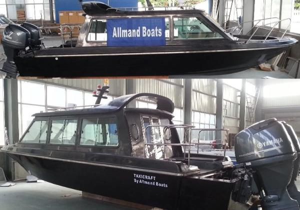 2015 Allmand 21 Water Taxi