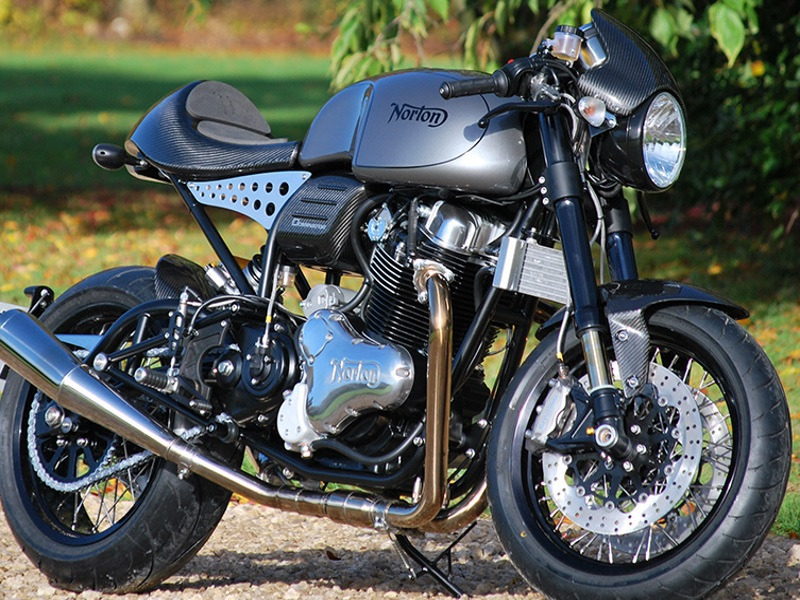 1975 Norton COMMANDO