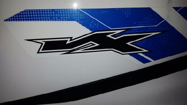 2015 Yamaha WaveRunner VX