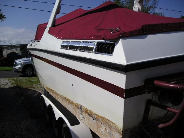 1986 Wellcraft Scarab 340 III