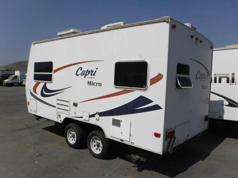 Coachmen Capri 159db Rvs For Sale